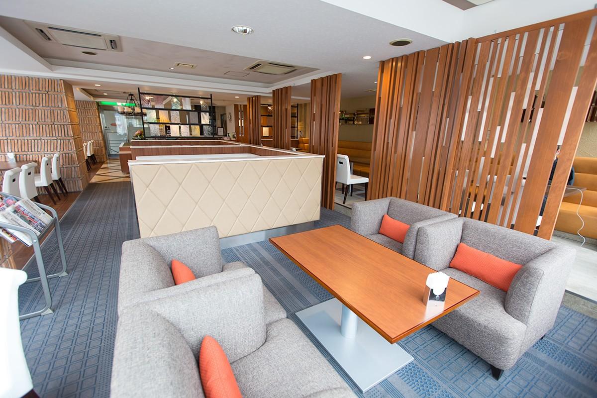 釜石ベイシティホテル レストラン