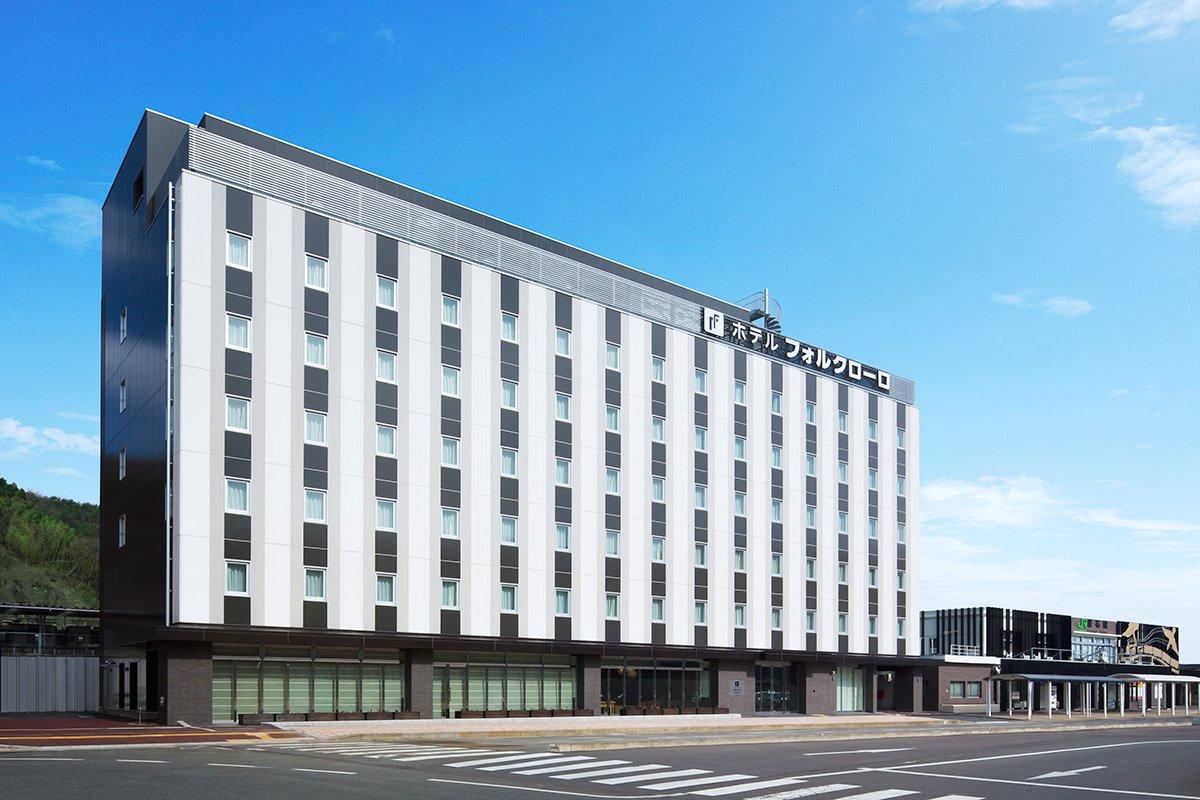 ホテルフォルクローロ三陸釜石 外観