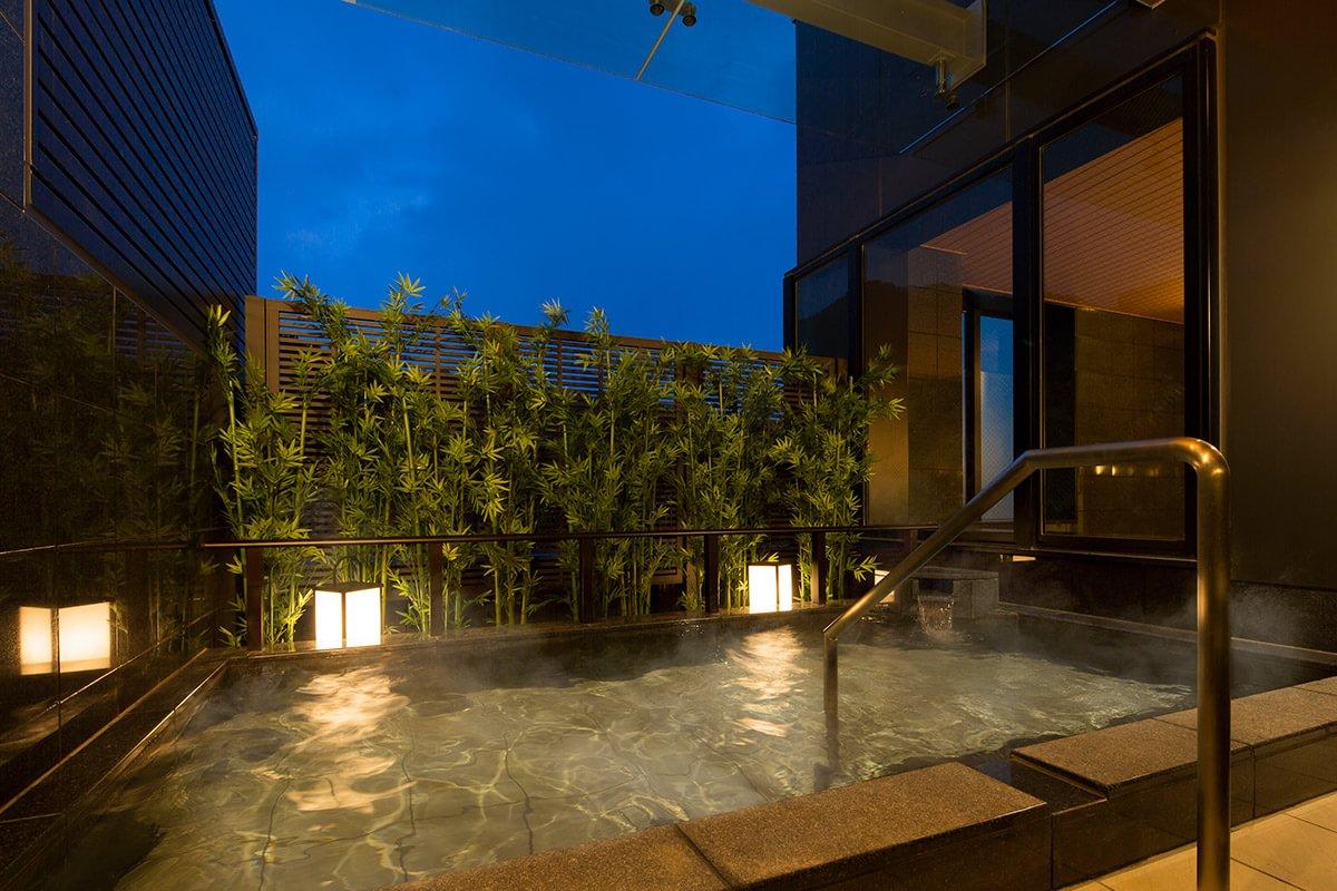 ホテルフォルクローロ三陸釜石 浴場