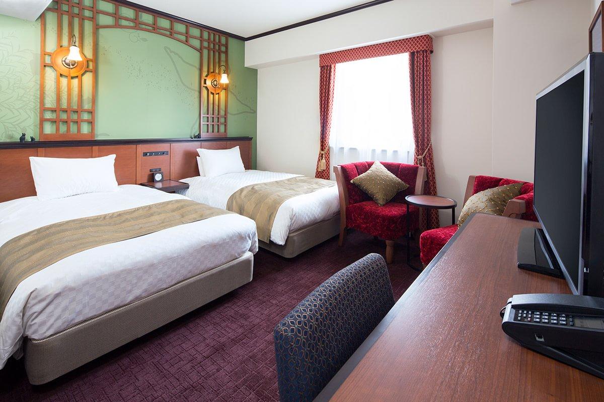 ホテルフォルクローロ三陸釜石 客室