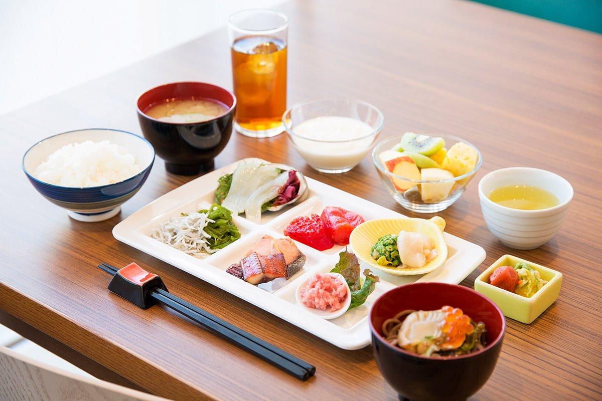 ホテルフォルクローロ三陸釜石 料理