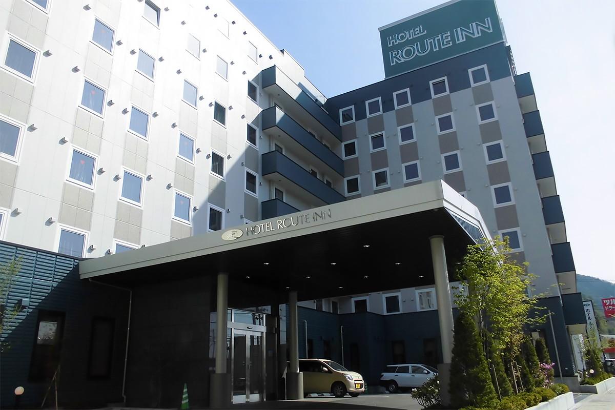 ホテルルートイン釜石 外観