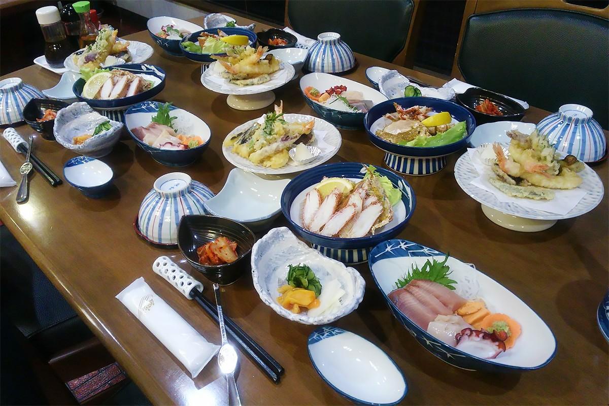 多田旅館 料理
