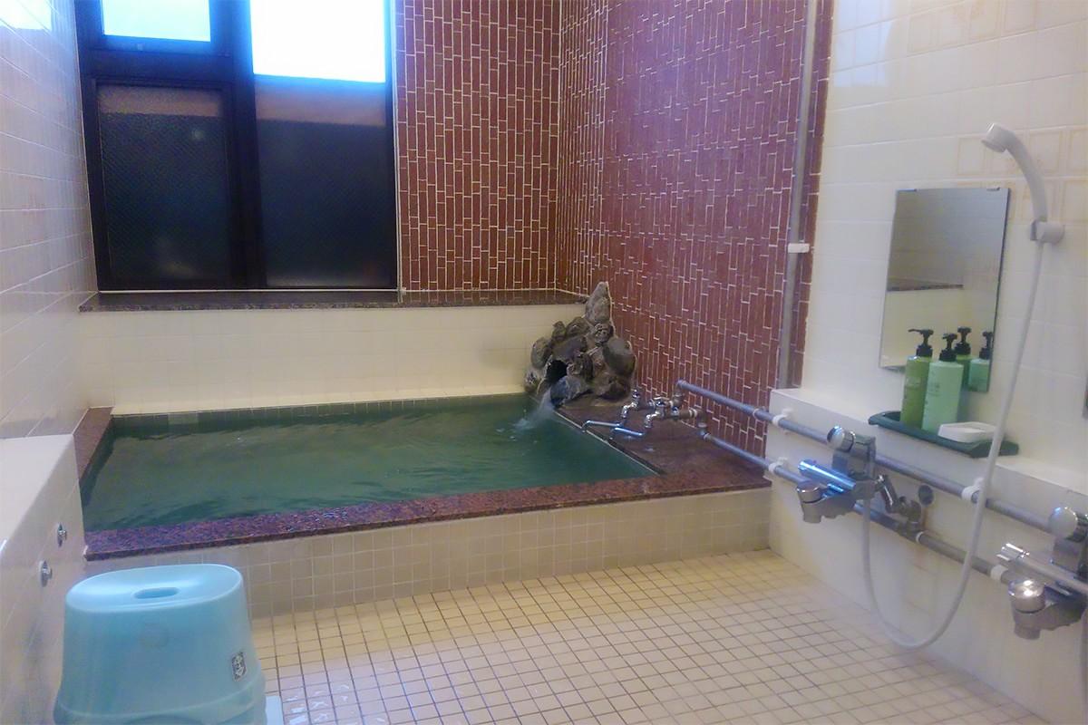 多田旅館 浴場