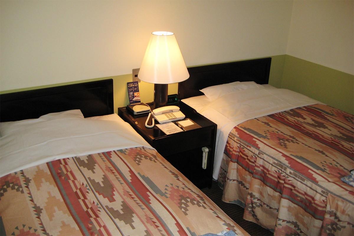 ホテルサンルート釜石 客室