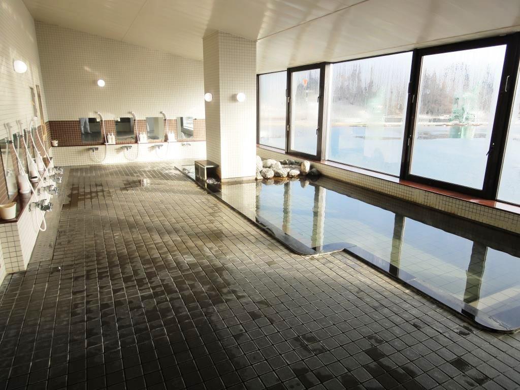 陸中海岸グランドホテル 展望大浴場
