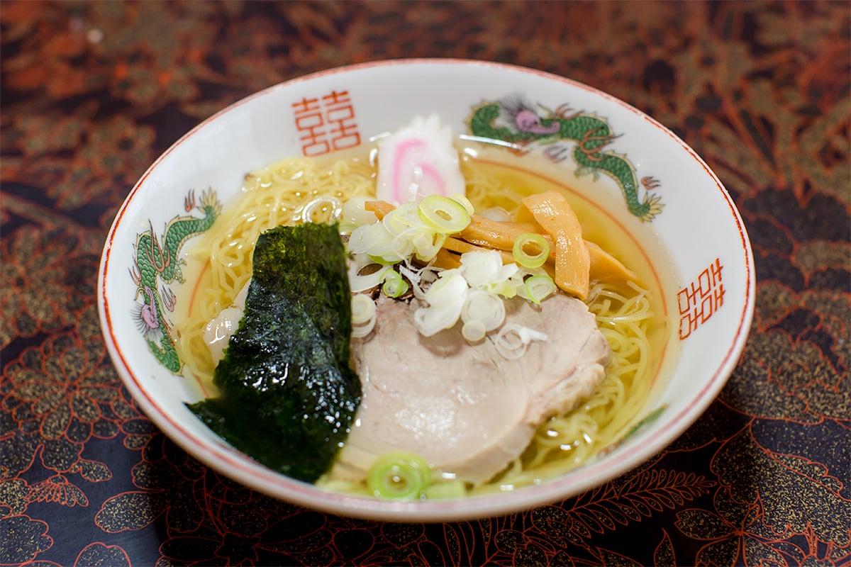 工藤精肉店食堂部 釜石ラーメン