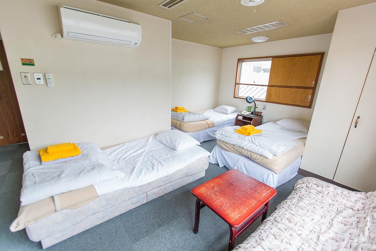 釜石ステーションホテル 客室