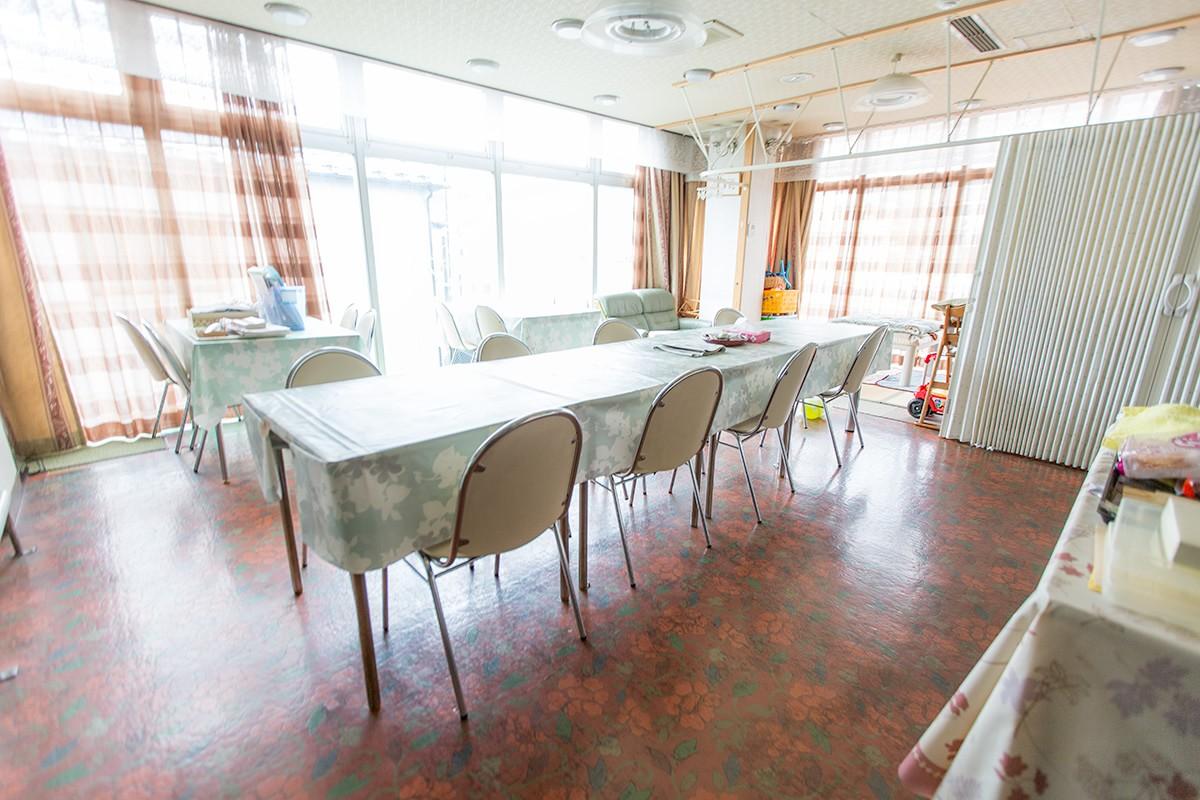 釜石ステーションホテル 食堂