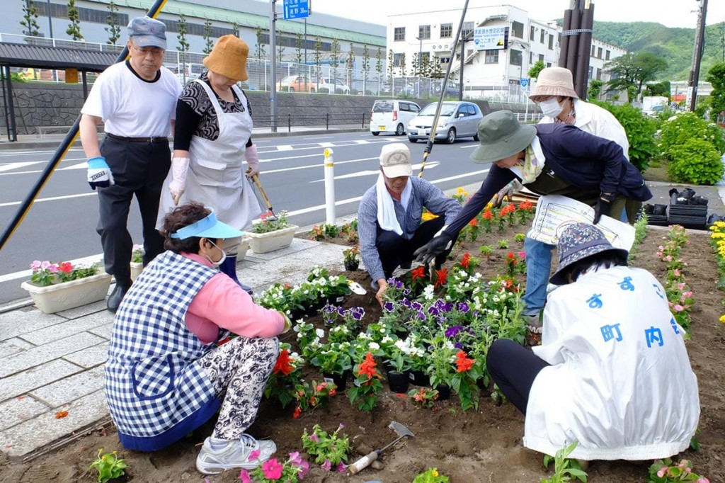 花のみちプロジェクト