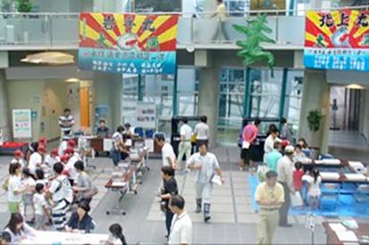 岩手県水産技術センター公開デー
