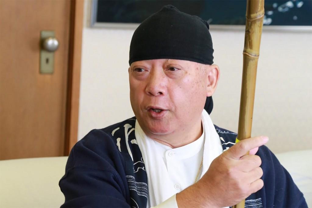 駒幸夫トーク&三味線演奏ライブ