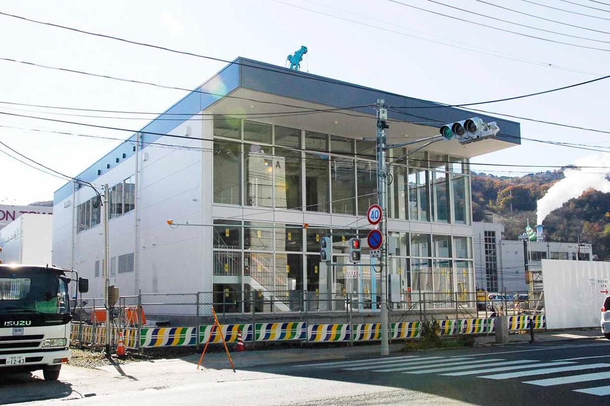 12月23日オープンする釜石情報交流センター