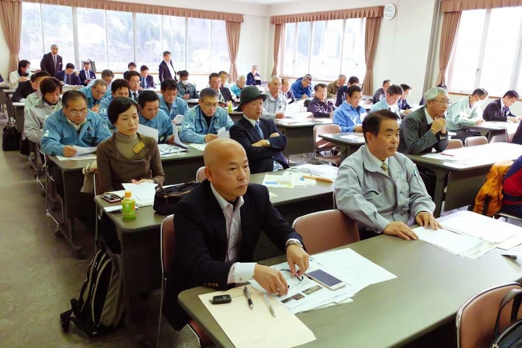 県海洋エネルギー産業化研究会の設立総会