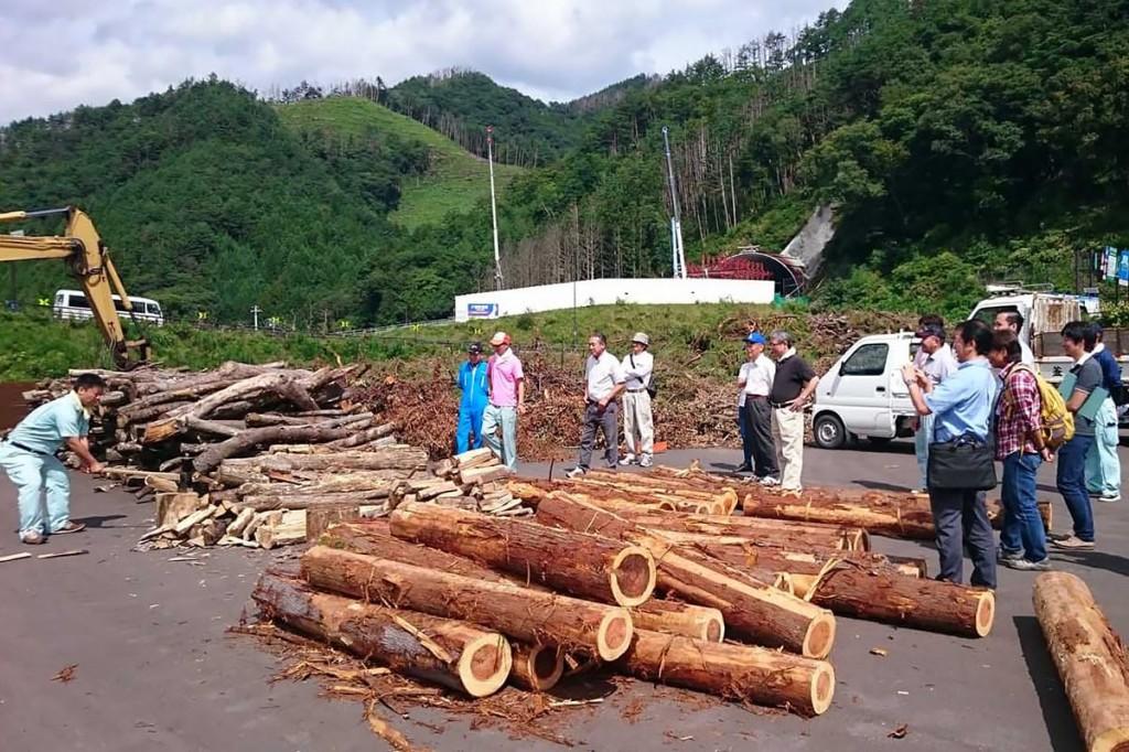 森林資源活用研究会