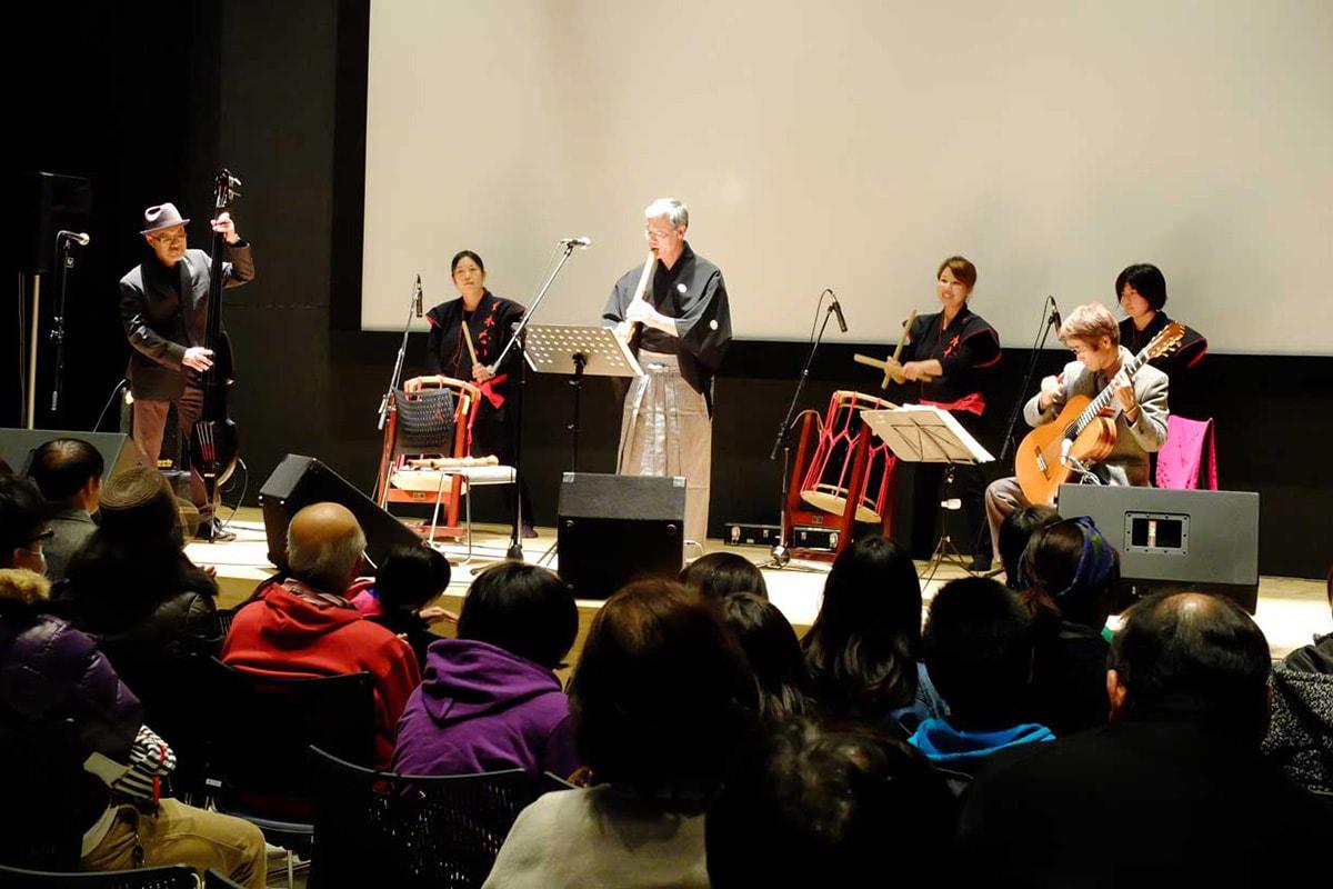 和洋融合の音楽で締めくくったグループ「和」のステージ