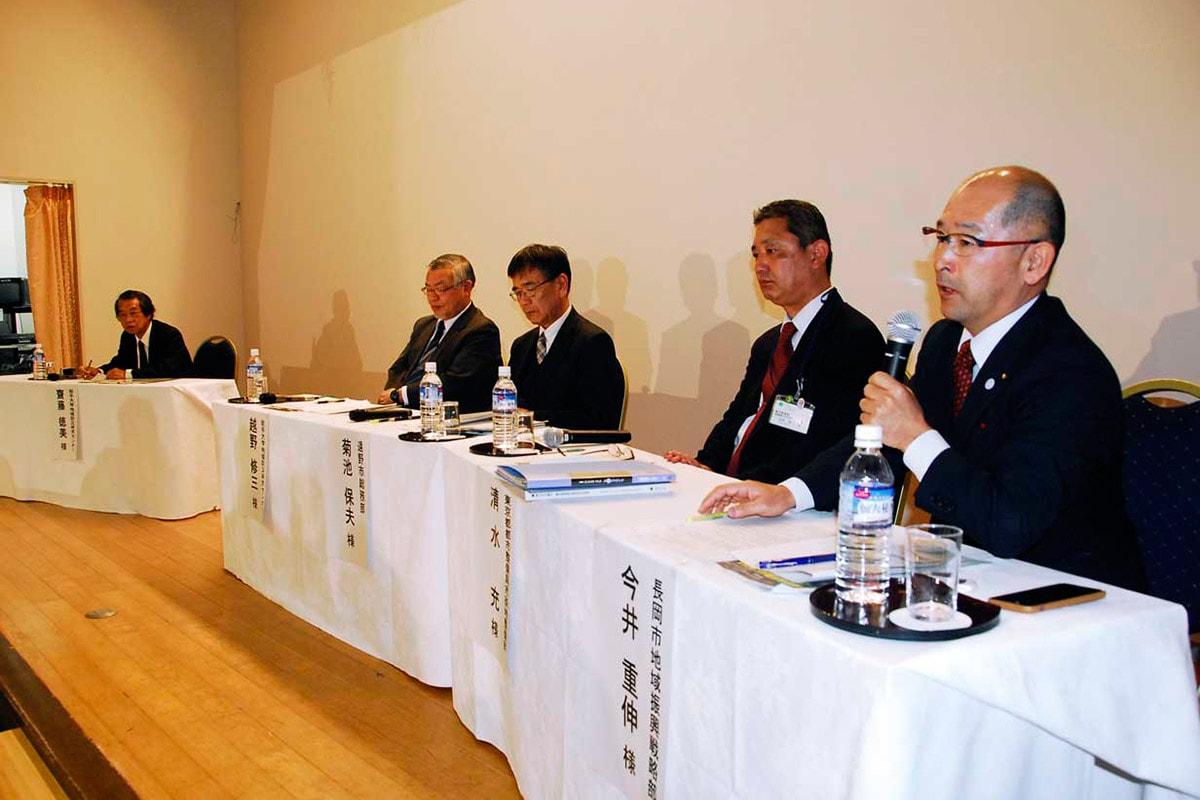災害時の広域連携強化へ向け繰り広げられたパネル討論