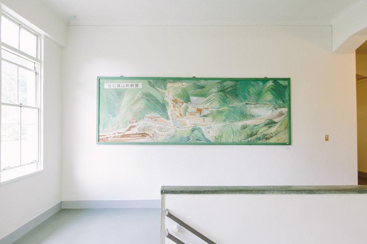釜石鉱山概観図