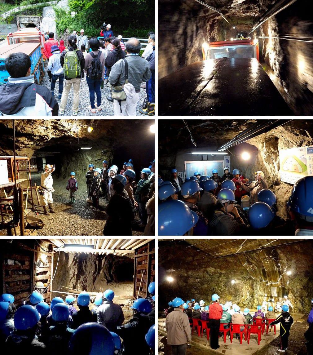 平成28年度 釜石鉱山坑道見学会