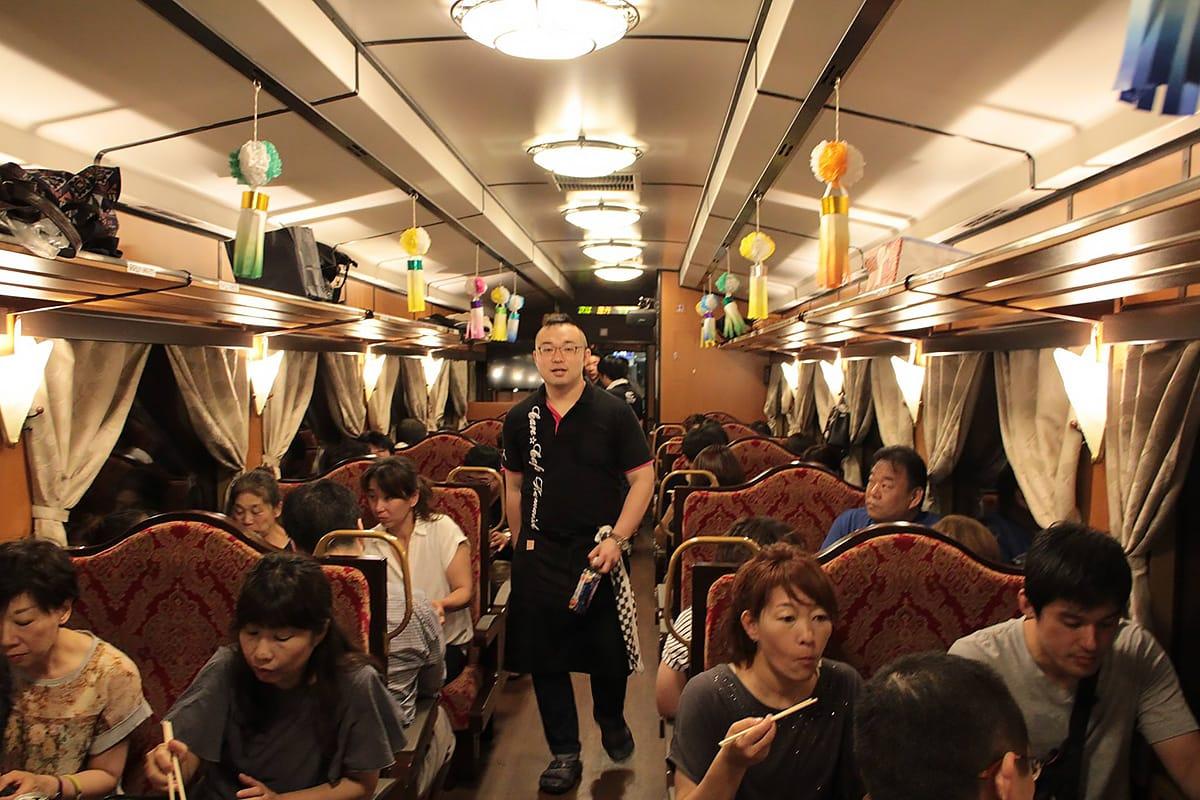 第5回 ケアカフェかまいし店in三陸鉄道