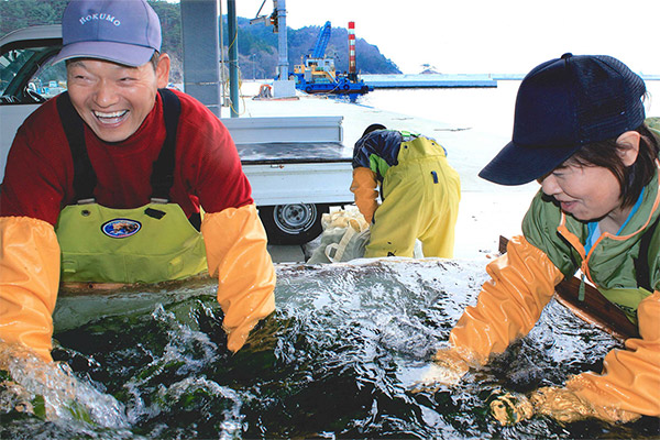 釜石市 海の写真・絵画コンクールの受賞作品