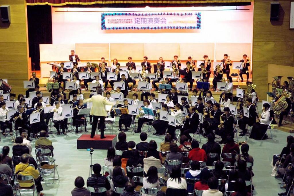 練習から本番まで出演者が心を一つに取り組んだ演奏会