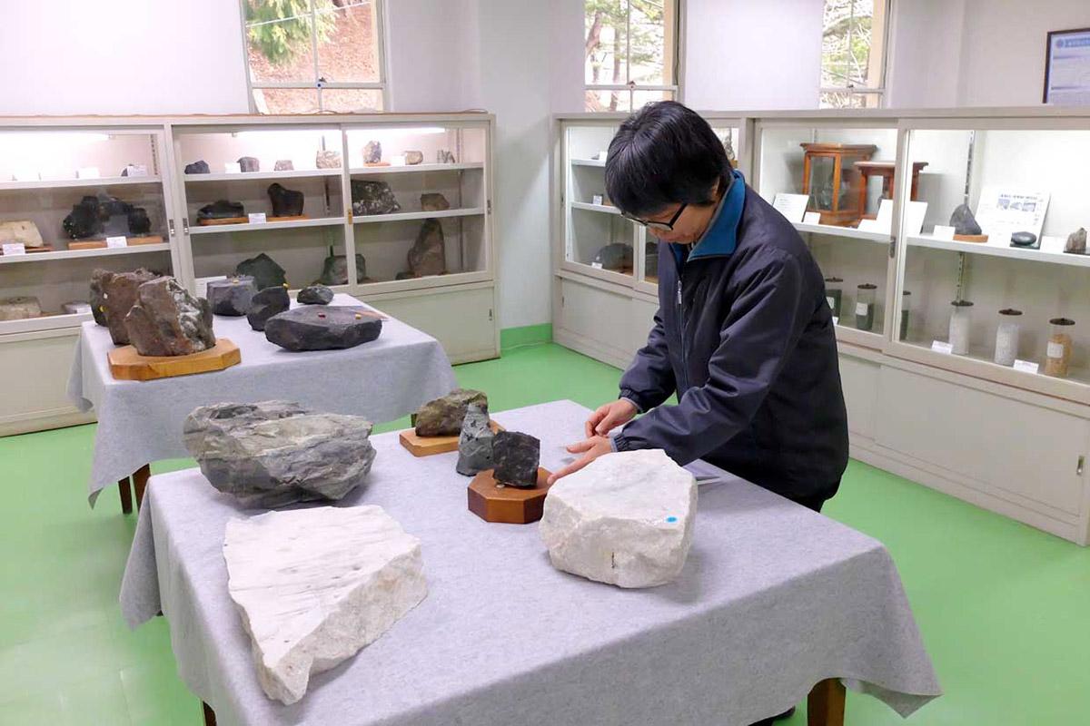 冬季の休館を経て1日から来館受け入れを再開した旧釜石鉱山事務所