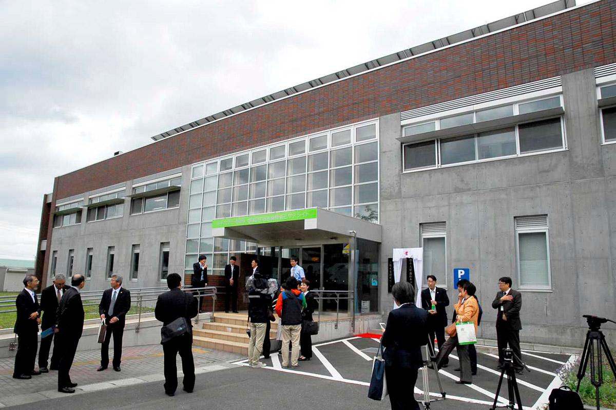 平田の「岩手大学釜石キャンパス」