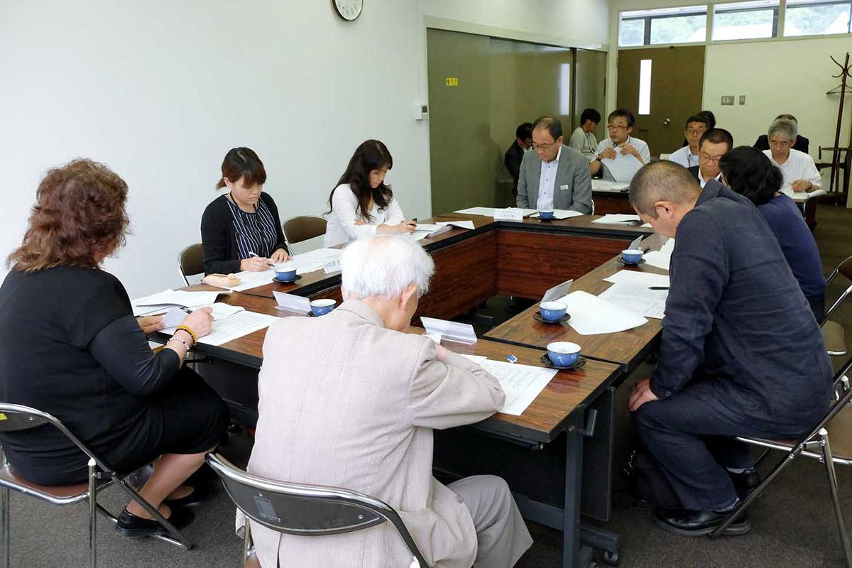 釜石市民ホール計画検討委員会