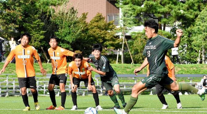 試合終了間際、PKで決勝点を挙げた大田代飛鳥