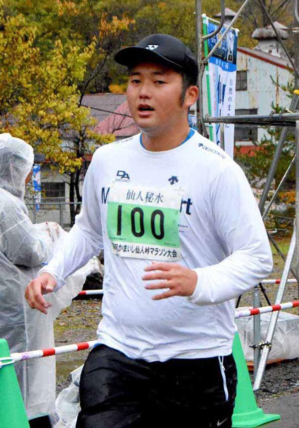 最も遠方の松山市から参加した友澤さん