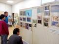 「みのすけ沼」の豊かな自然環境を紹介する写真展