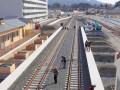 宮古〜釜石間18年度開通へ、鵜住居など5駅 今秋までに工事完了〜JR山田線、復旧状況公開