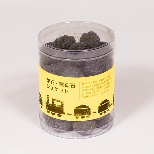 釜石・鉄鉱石シュケット
