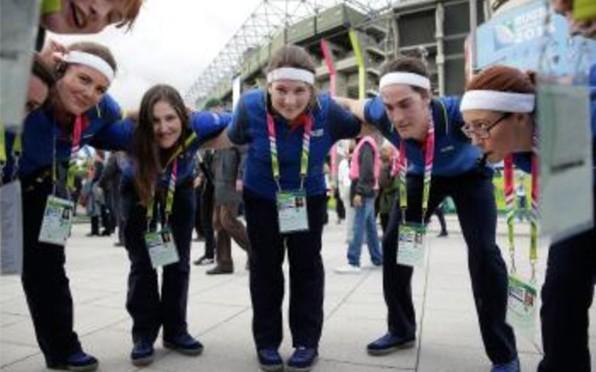 ラグビーワールドカップ2019™公式ボランティアの募集開始について