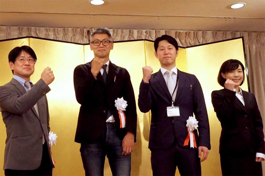 観光振興に向け意欲を高める「かまいしDMC」のメンバー(写真説明)