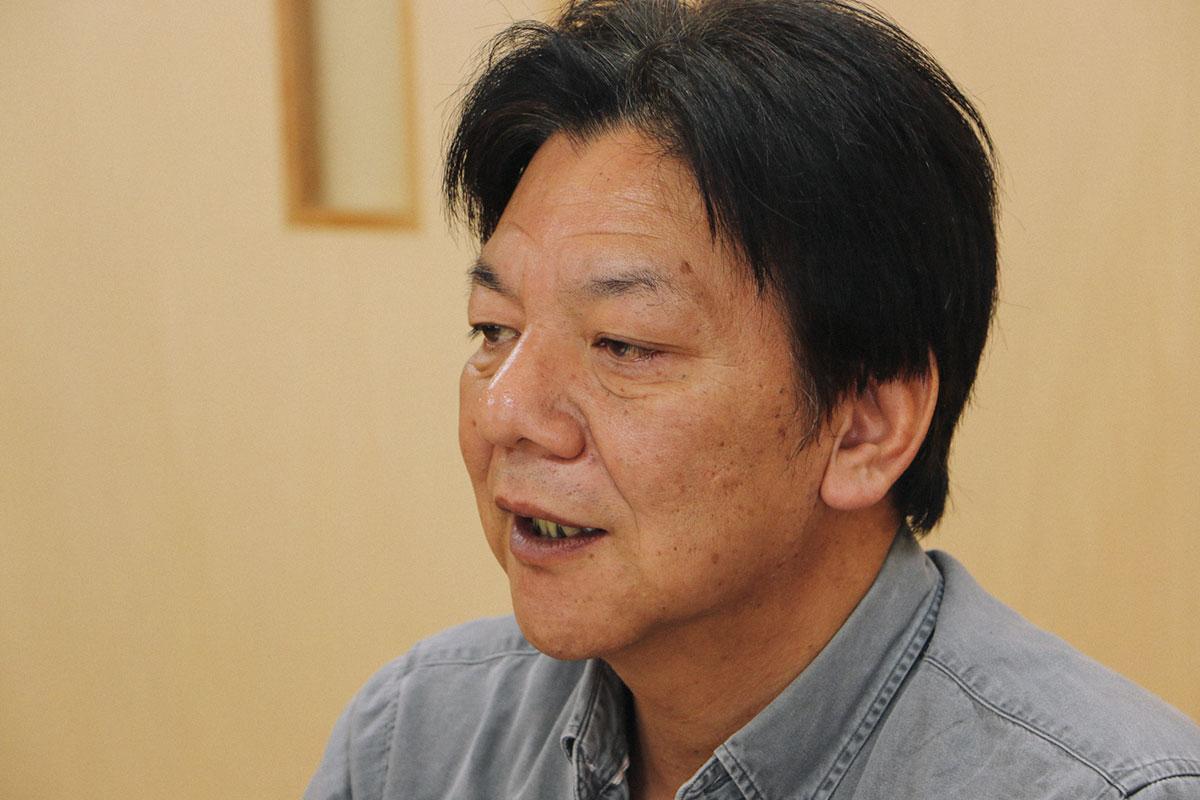 釜石地方森林組合・高橋幸男 参事