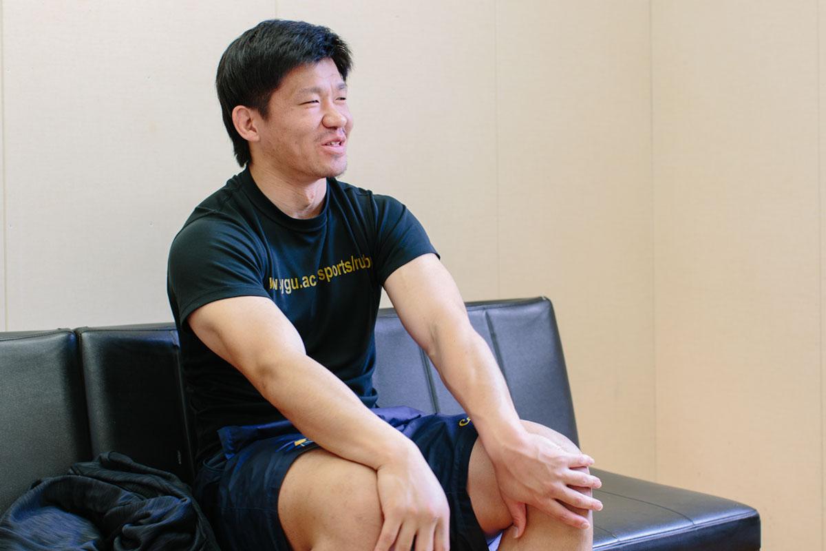 木村優太選手