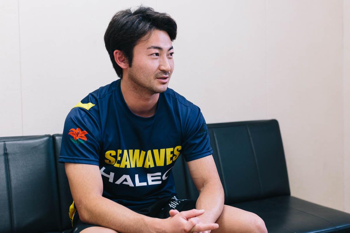 釜石シーウェイブスRFC選手紹介 第8弾『中村 良真選手』