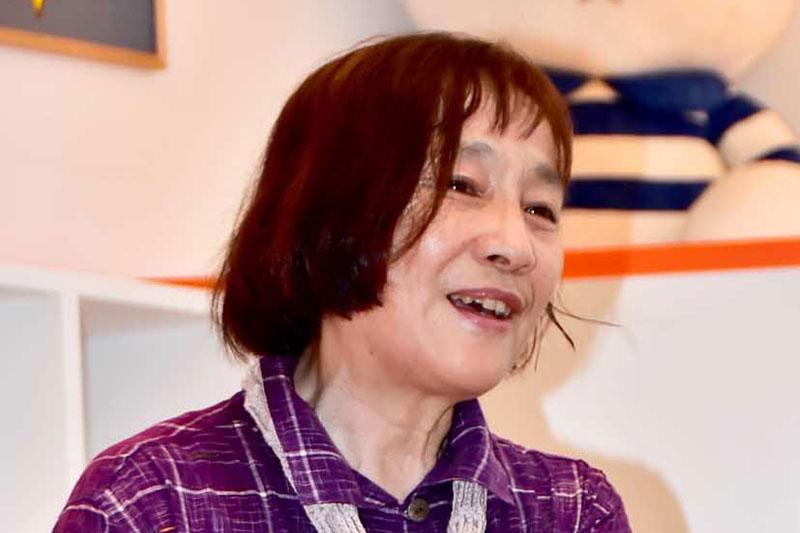 釜石市出身で東北の童話の語り手活動を続ける宮園智子さん