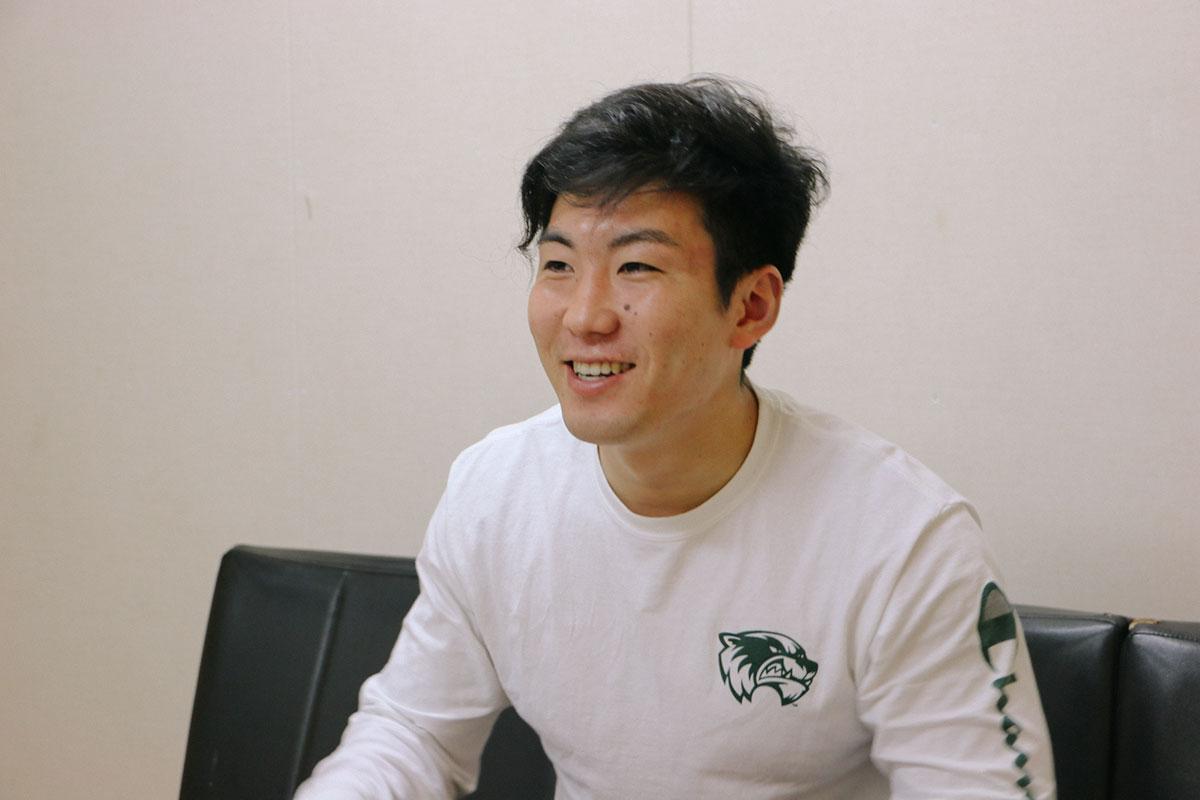 釜石シーウェイブスRFC選手紹介 第12弾『南 篤志選手』
