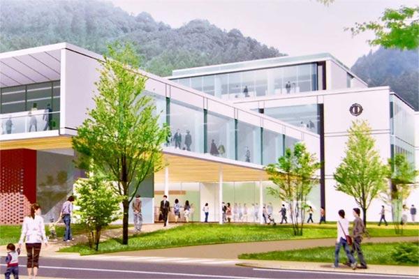 釜石市新庁舎建設基本設計案を選定、佐藤総合計画東北オフィスに決定〜市民の命をつなぐ防災拠点へ、「みんなのホール」を交流スペースへ