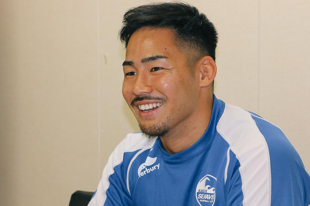 上田 宥人選手