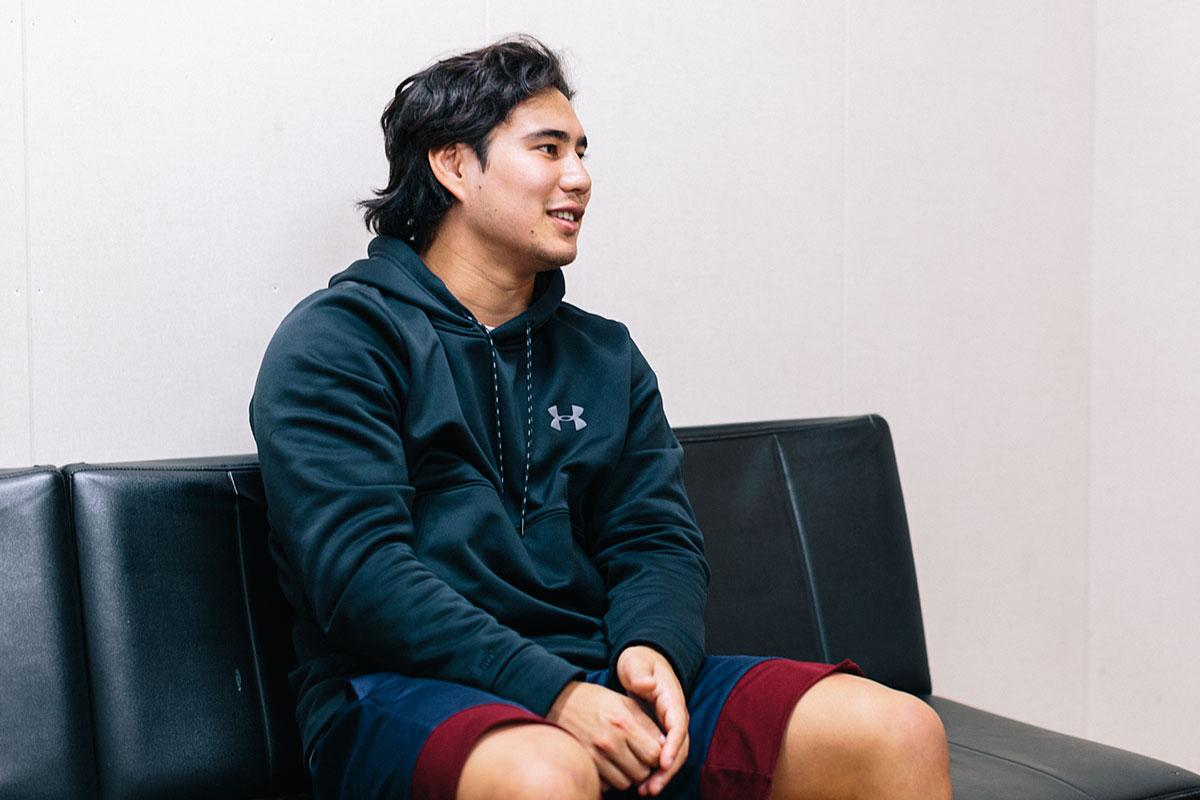 村田 オスカロイド選手