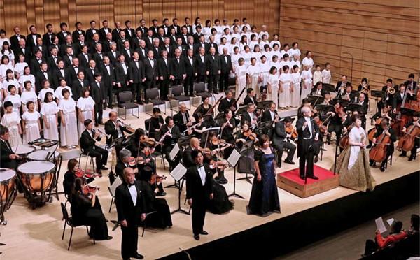 復興奏でる「かまいしの第九」〜歴史刻む歓喜の合唱、唐丹中も出演