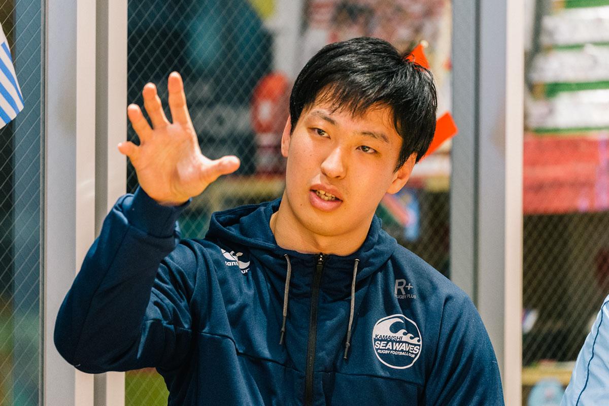 高橋聡太郎選手