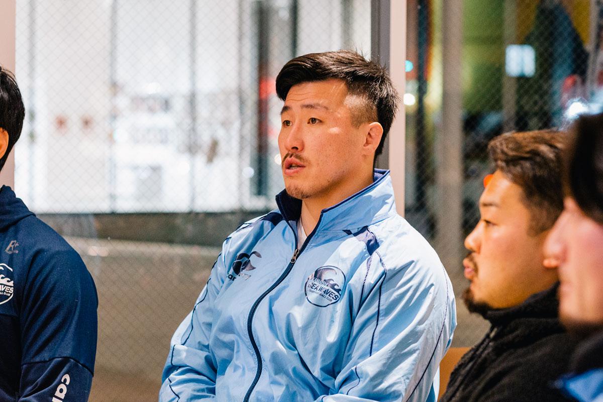 高田裕雅選手