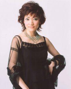 島田歌穂(女優・歌手)Kaho SHIMADA