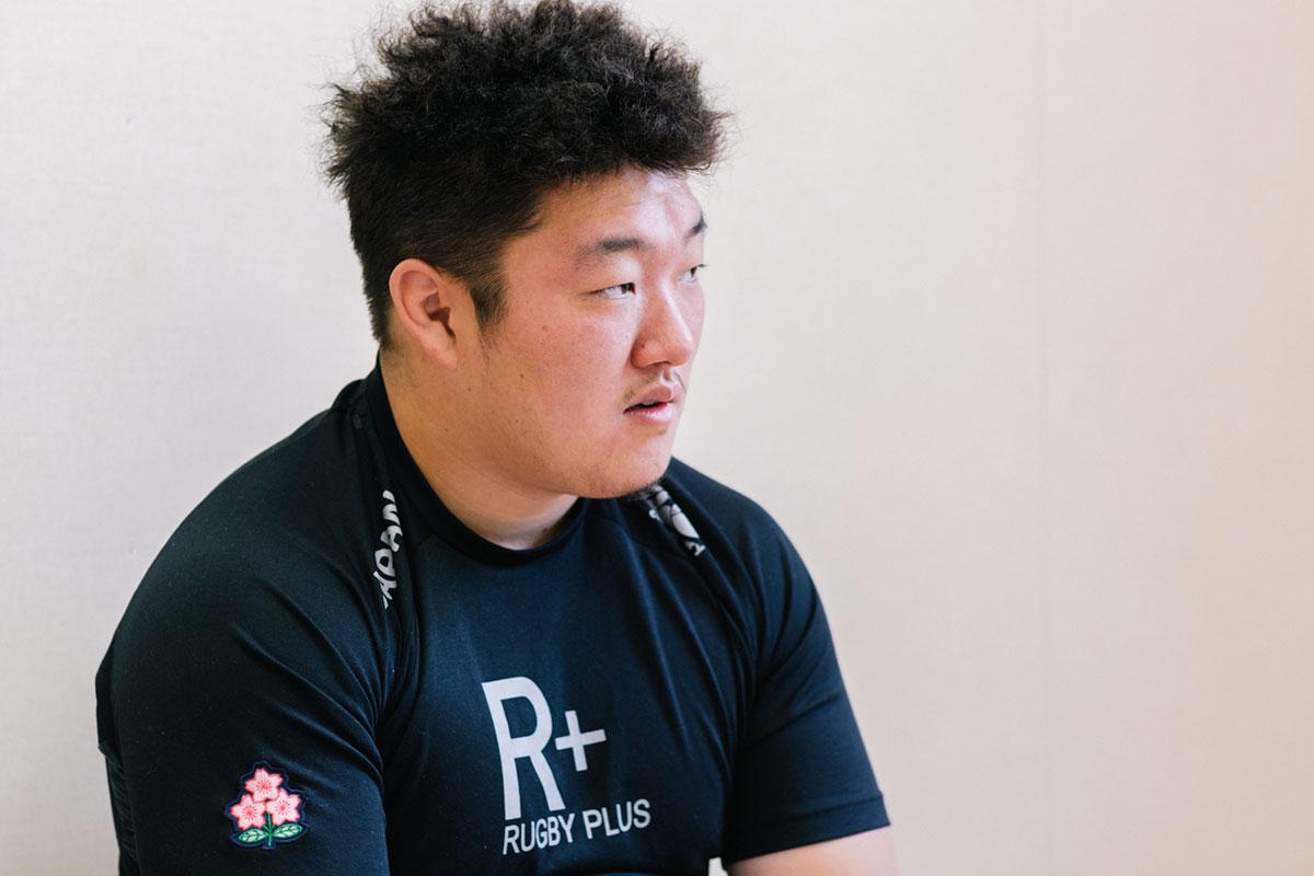 釜石シーウィブス 田嶋グン選手