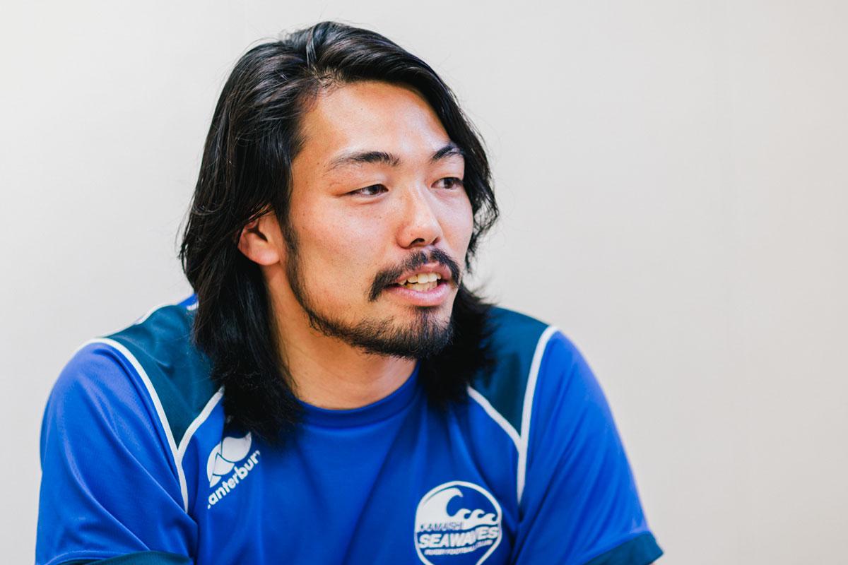山田 龍之介選手